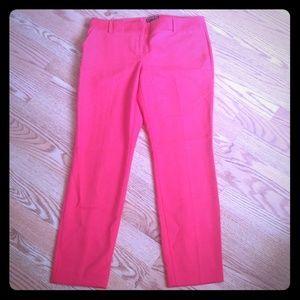 Pink Columnist Express dress pants